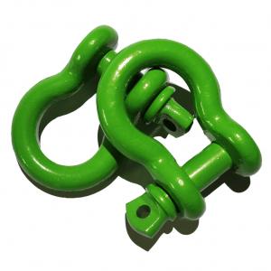 Green D Ring Shackles